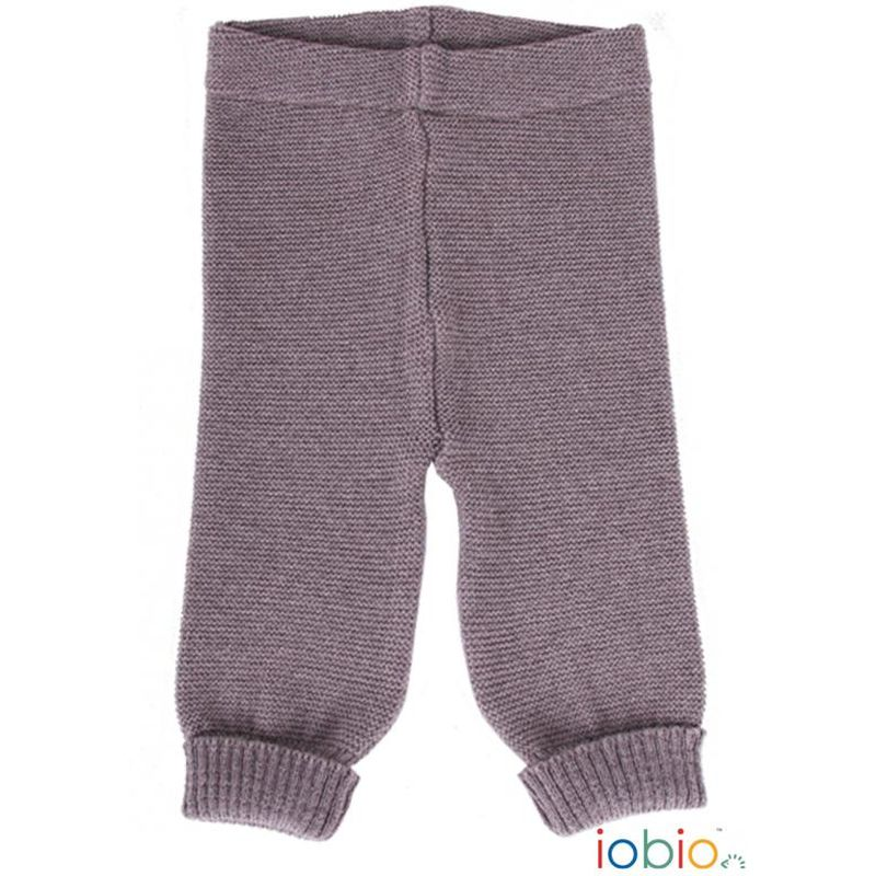f2210f1036 Popolini Hose Wolle Braun | Ökolinchen