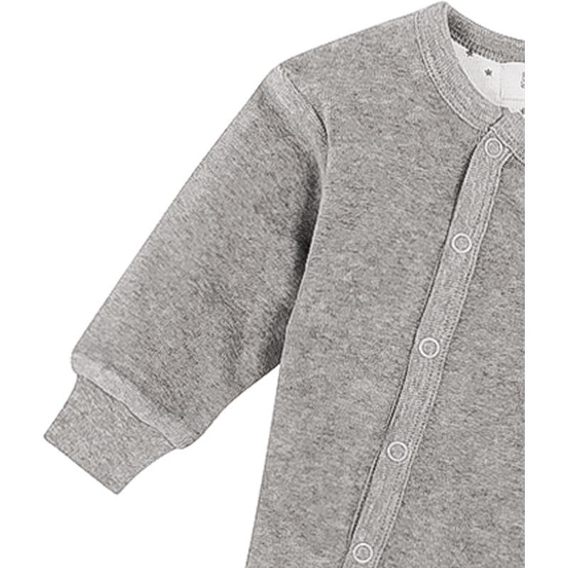26a0e9a92a Sense Organics Schlafsack Nicki -Sternchen & grau meliert- | Ökolinchen